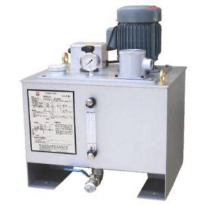 Циркуляционные станции смазки CLS (макс. производительность 4,5 л/мин, макс. давление 15 кг/см2, датчик уровня, клапан регулировки давления, бак 30-204л)