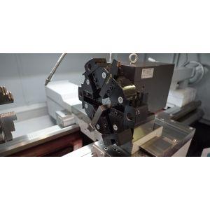 Электромеханическая револьверная головка модели AK30. Инструментальный диск на 6/8 позиций.