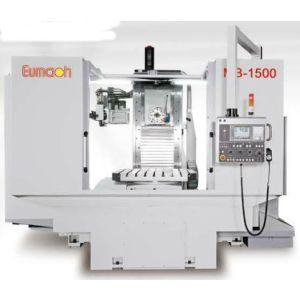 Горизонтальный ОЦ Eumach MB-1500, устройство