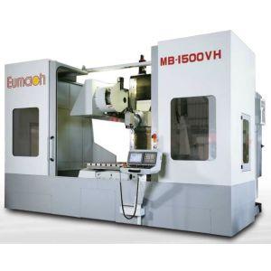 Горизонтальный ОЦ модели MB-1500VH, конструкция