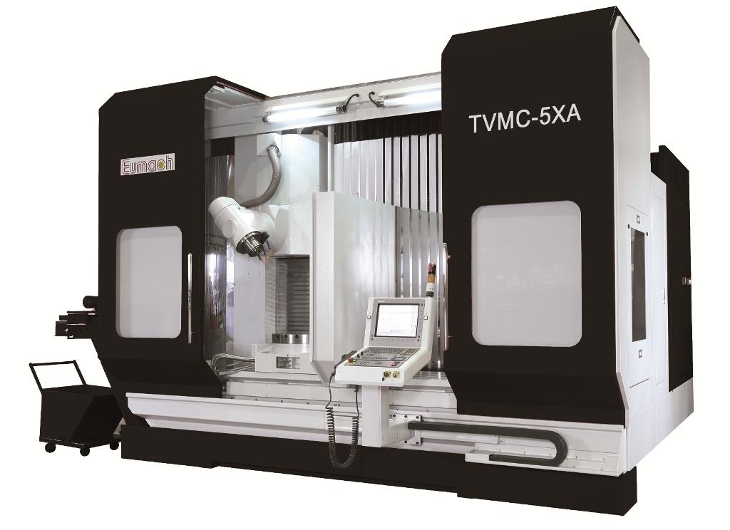 Станок TVMC-5X, фото