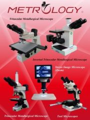 Обложка Тринокулярные микроскопы