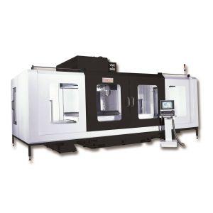 Вертикальный фрезерный обрабатывающий центр VMC-2600, устройство