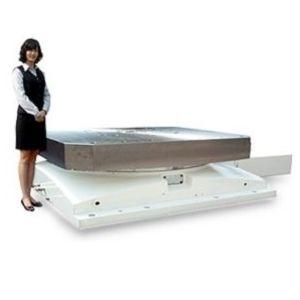 Поворотные столы для станков ЧПУ HRT-1500, фото