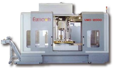 Станок UMC-2000E, фото