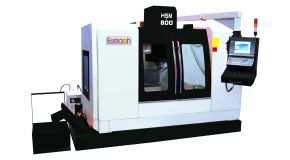 Компания EUMACH расширила линейку своих высокоскоростных вертикальных ОЦ серии HSM.