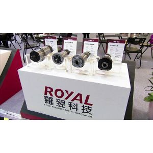 TMTS 2016 Direct-Drive Spindle Royal