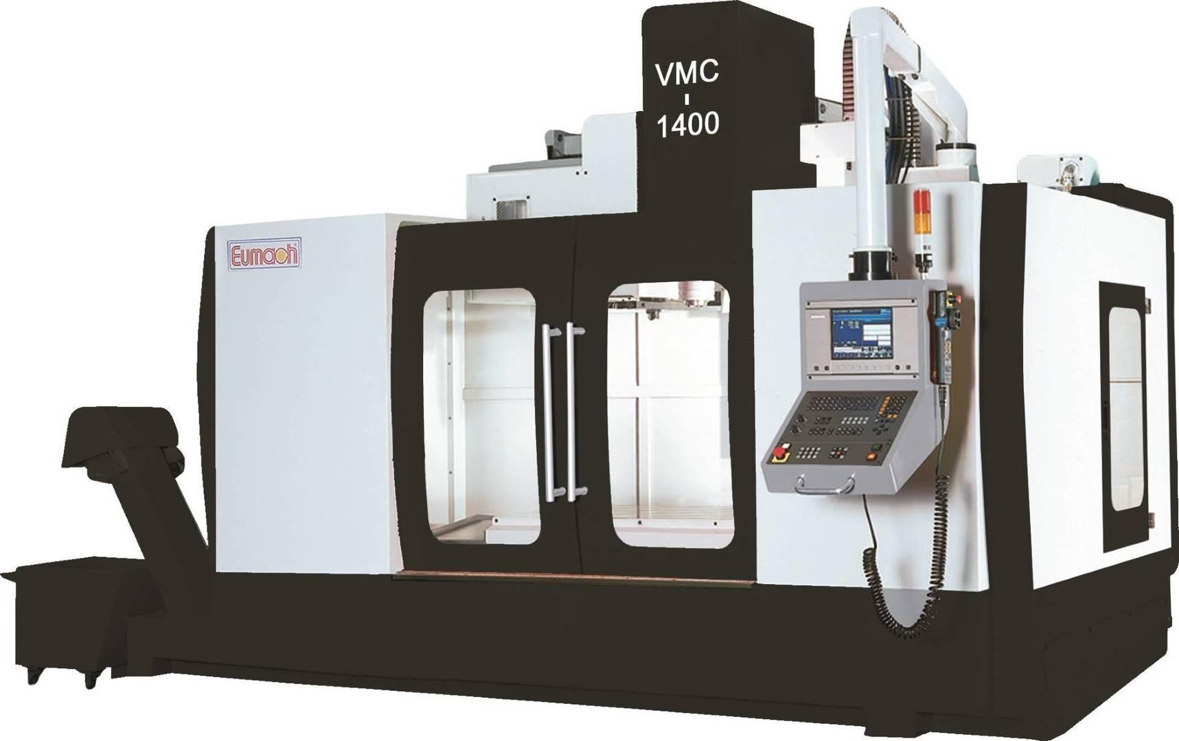 Вертикальный фрезерный обрабатывающий центр VMC-1400
