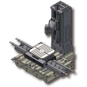 Станок UMC-2000E, устройство