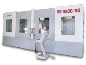 5-осевой обрабатывающий станок MB-5X