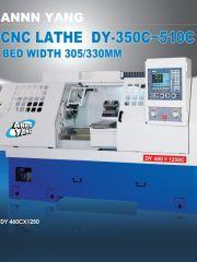 Обложка Токарные станки серии DY-350~510C