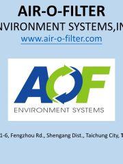 Обложка Презентация компании AOF