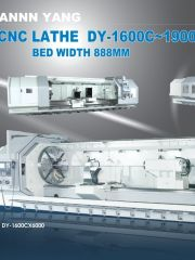 Обложка Токарные станки серии DY-1600~1900C