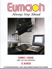 Обложка 5-осевой ОЦ UMC-1600