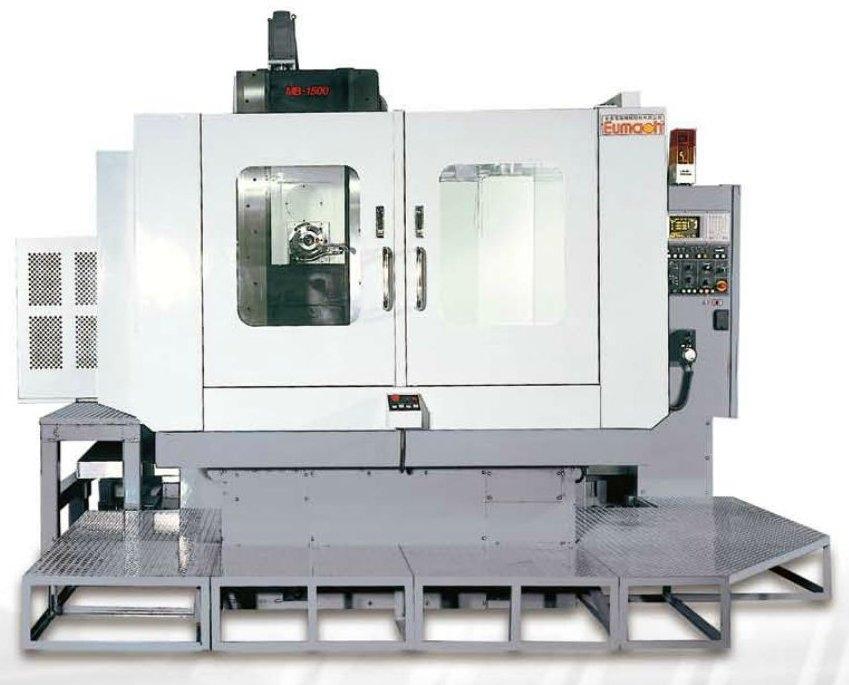 Горизонтальный ОЦ Eumach MB-1500, фото