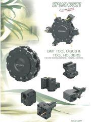 Обложка Инструментальные диски и оправки BMT