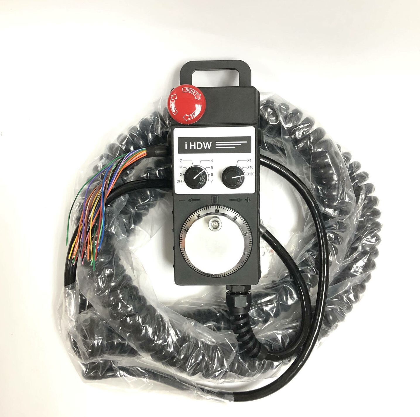 Пульты для станков iHDW, передняя панель
