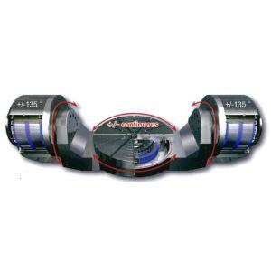 Фрезерный ОЦ Eumach GVM-800U, устройство