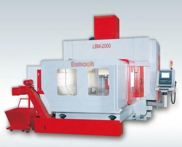Станок LBM-2000, фото