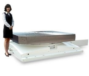 Горизонтальные поворотные столы HRT-2000, фото