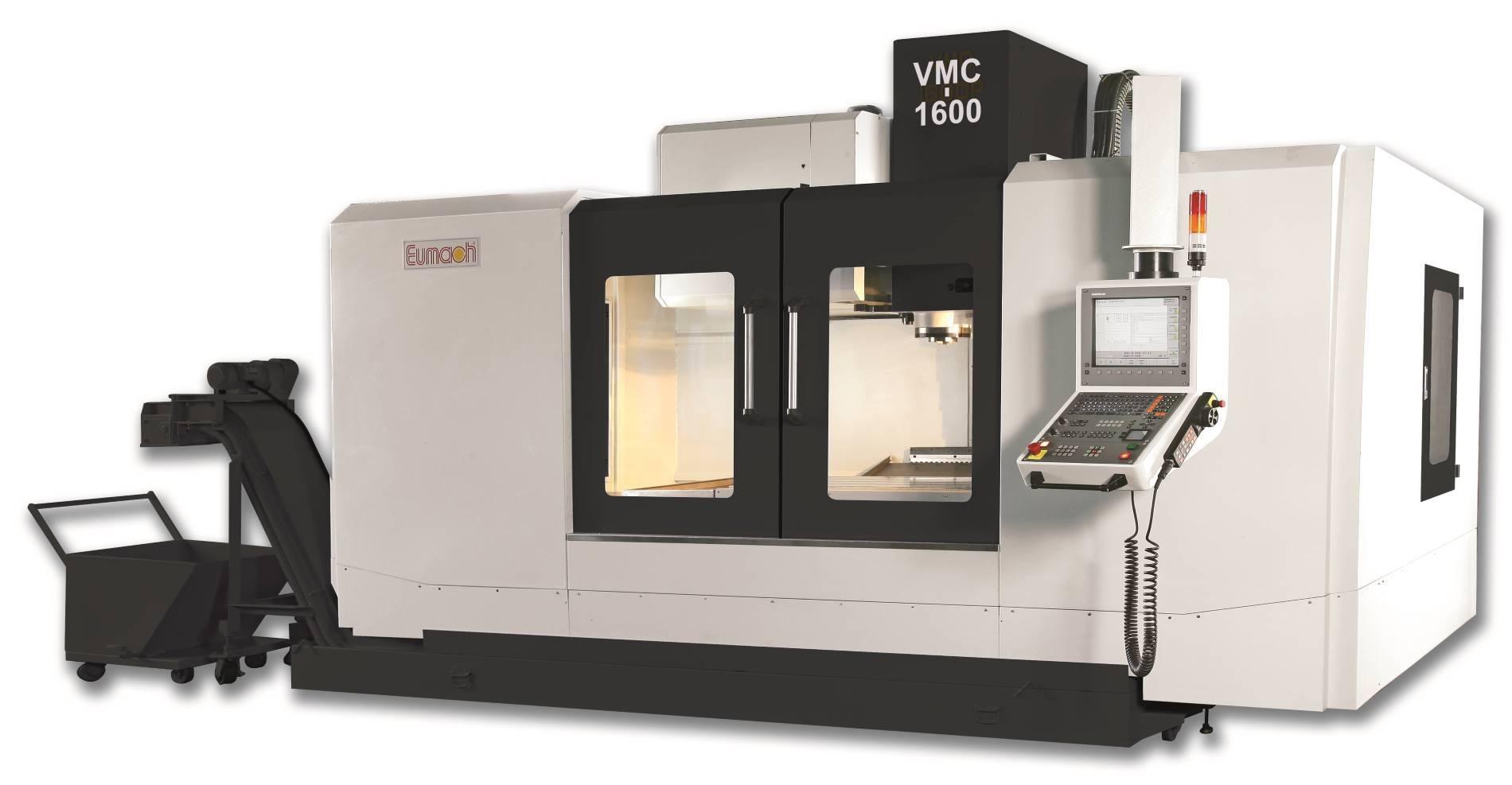 Вертикальный фрезерный обрабатывающий центр VMC-1600