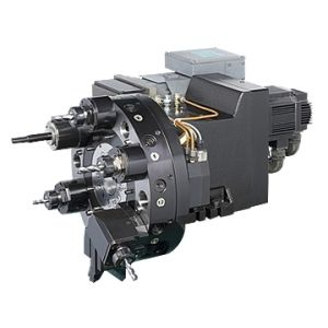 Приводные резцедержки для токарных станков