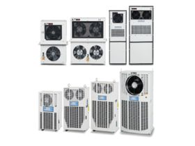 Кондиционеры и теплообменники для электрошкафов