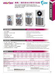 Обложка Воздушные кондционеры для электрошкафов
