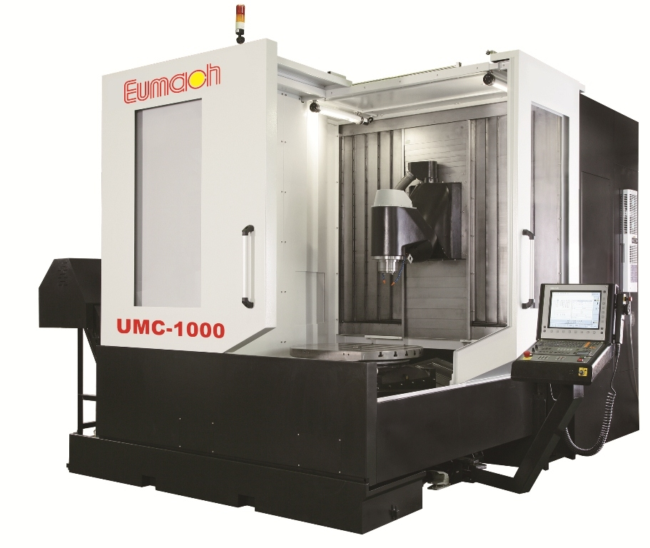 Станок UMC-1000, фото