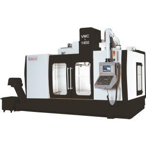 Станок VMC-1400, устройство