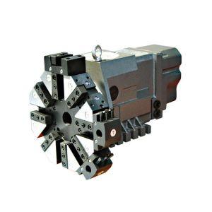 Электромеханическая револьверная головка модели AK31. Инструментальный диск VDI или с пазами, количество позиций инструментов - 8/12.