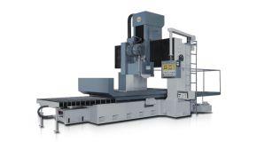 Наши специалисты провели приемку портального двухшпиндельного шлифовального станка на заводе SUNNY MACHINERY CO., LTD (Тайвань).