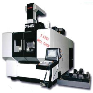 Фрезерный ОЦ Eumach GVM-800U, фото