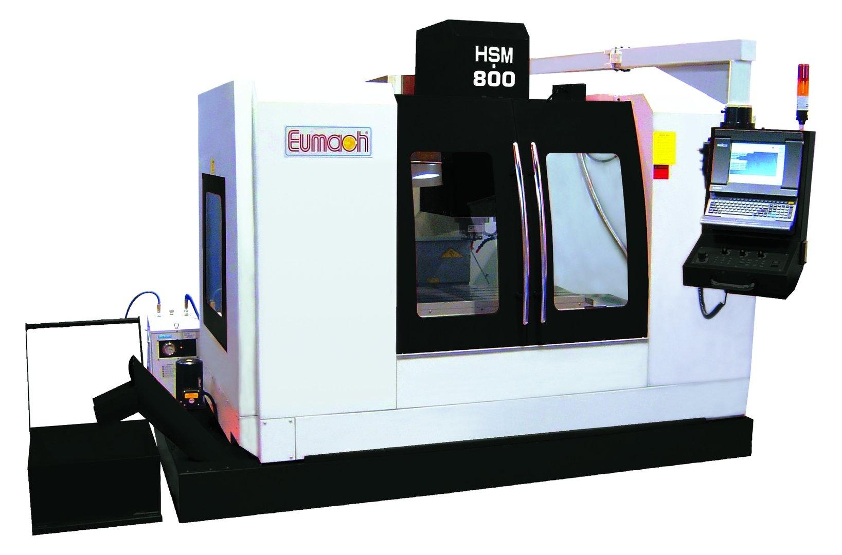 Станок HSM-800, фото