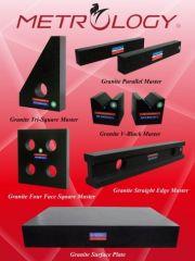 Обложка Поверочные гранитные угольники, v-блоки, прямоугольные и квадратные блоки