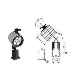 Светодиодные светильники для станков DHCNT-X