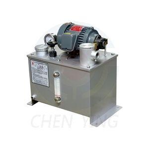 Циркуляционные станции смазки CLSB (макс. производительность 7,9 л/мин, макс. давление 5 кг/см2, датчик уровня, клапан регулировки давления, бак 20-204л)
