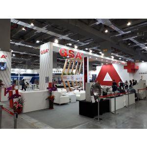 Cтенд компании GSA+ на выстаке TIMTOS (Тайвань)